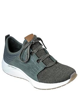 skechers-skyline-trainer-olive