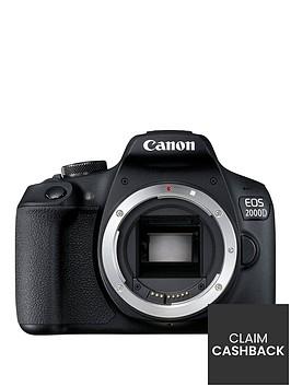 canon-eos-2000d-slr-black-camera-body-onlynbsp-free-es100-bag