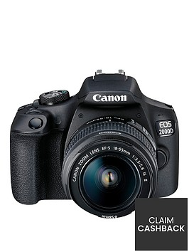 canon-eos-2000d-slrnbspcamera-with-ef-s-18-55mm-is-ii-lens-kitnbsp-free-es100-bag