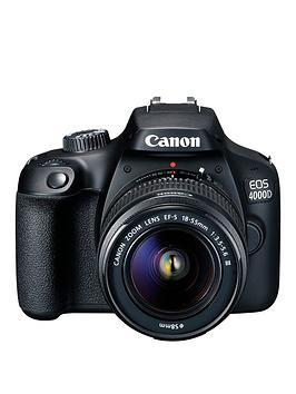 canon-eos-4000d-slrnbspcamera-with-ef-s-18-55mm-non-is-dc-iii-lens-kitnbsp-free-es100-bag