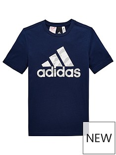 422070ff6 Adidas | T-shirts & vests | Sportswear | Child & baby | www.very.co.uk