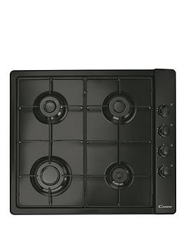 candy-clg64spn-60cm-gas-hob-black