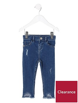 river-island-mini-girls-blue-amelie-rip-hem-jeggings