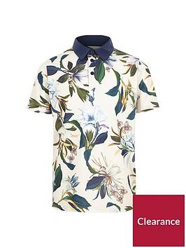 river-island-boys-blue-floral-polo-shirt