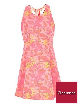 river-island-girls-pink-jacquard-twist-back-prom-dress