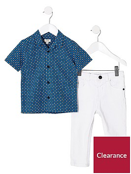 river-island-mini-boys-tile-print-shirt-and-jeans-outfit