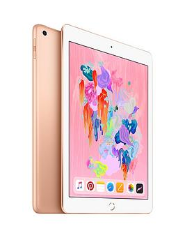 Apple Ipad (2018), 128Gb, Wi-Fi, 9.7In - Gold - Apple Ipad cheapest retail price