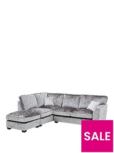 glitz-fabric-standard-back-left-hand-corner-chaise-sofa-with-footstool