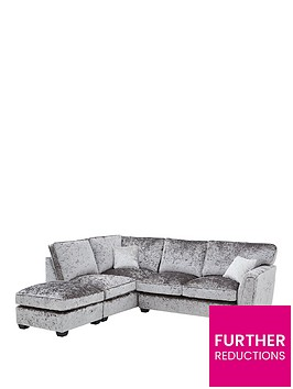 glitz-fabric-standard-back-left-hand-corner-chaise-sofa-with-footstool