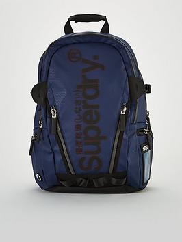 superdry-silver-tarp-backpack