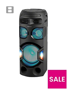 sony-mhc-v71d-high-power-one-box-music-system-with-360-degree-lighting-black