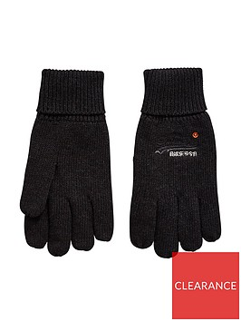 superdry-orange-label-glove
