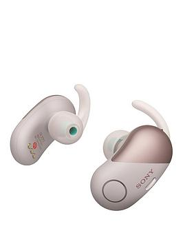 sony-wf-sp700n-truly-wireless-sports-headphones-with-noise-cancelling-and-ipx4-splash-proof-pink