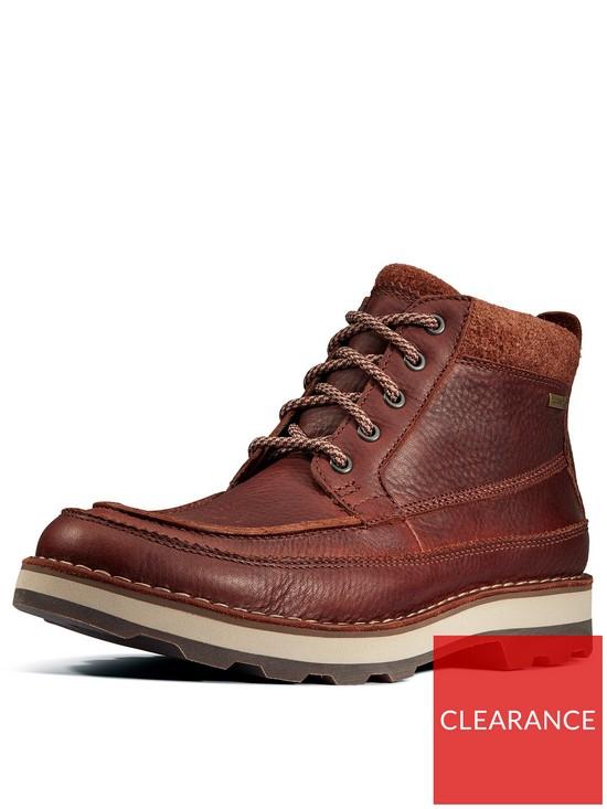 21b159a39fa Clarks Korik Rise Gtx Casual Boot | very.co.uk