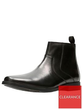 clarks-tilden-zip-leather-boot-black-leather
