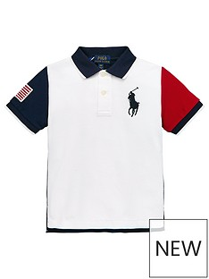 ralph-lauren-boys-short-sleeve-colourblock-polo