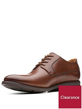 clarks-becken-wide-fit-plain-leather-lace-up-shoe-tan-leather