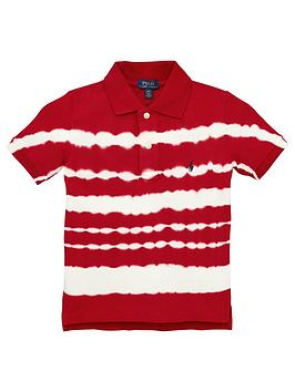 ralph-lauren-boys-short-sleeve-tie-dye-polo-red-multi
