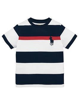 ralph-lauren-boys-short-sleeve-big-pony-stripe-t-shirt-white-multi
