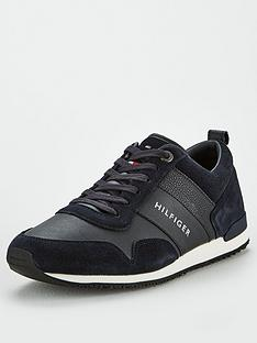 tommy-hilfiger-tommy-hilfiger-iconic-leather-suede-mix-runner