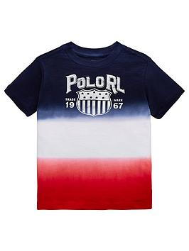 ralph-lauren-boys-short-sleeve-ombre-t-shirt