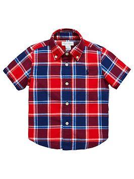 ralph-lauren-baby-boys-short-sleeve-check-shirt-red-multi