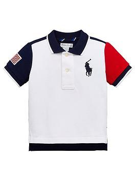 ralph-lauren-baby-boys-short-sleeve-colourblock-polo-white