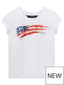 ralph-lauren-girls-short-sleeve-flag-t-shirt