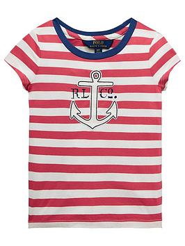 ralph-lauren-girls-short-sleeve-stripe-anchor-t-shirt-red