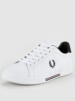 fred-perry-b722-leather-trainer