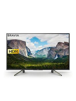 Sony Bravia Kdl43Wf663, 43 Inch, Full Hd Hdr, Freeview Play, Smart Tv - Black thumbnail