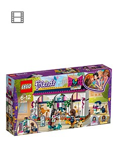 LEGO Friends 41344 Andrea's Accessories Store