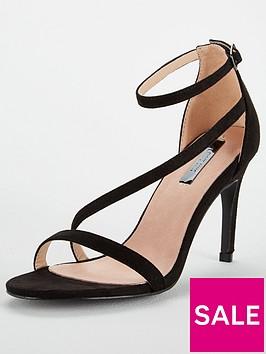 lost-ink-strappy-mid-heel-sandal-black