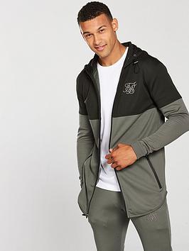 sik-silk-ultra-tech-zip-through-hoodie