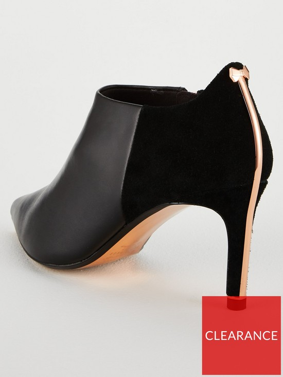 86f2059b8cca ... Ted Baker Akasha 2 Mid Heel Shoe Boot - Black. View larger