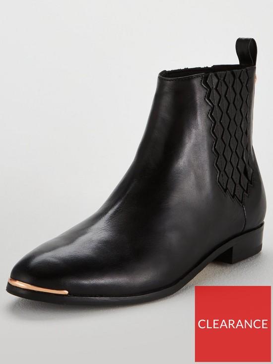 0f4ef5967 Ted Baker Liveca Chelsea Ankle Boot - Black