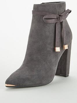 ted-baker-qatena-suede-bow-ankle-boot-charcoal