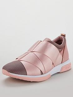 ted-baker-queanem-strap-trainer-light-pink