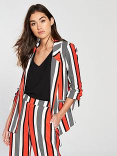 river-island-river-island-stripe-blazer-multi-stripe