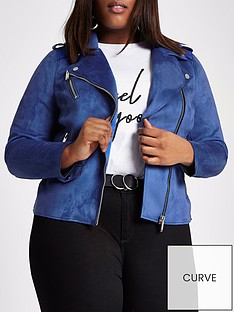 ri-plus-river-island-suedette-biker-jacket--cobalt-blue