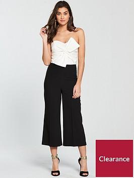miss-selfridge-colour-block-bandeau-structured-jumpsuit-monochrome