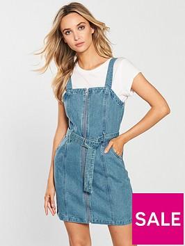 miss-selfridge-zip-through-denim-pinny-dress-blue