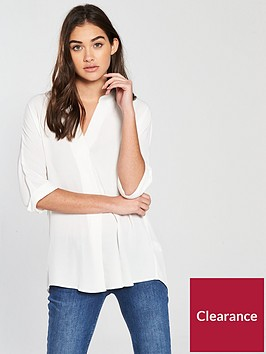 river-island-twist-back-blouse-white