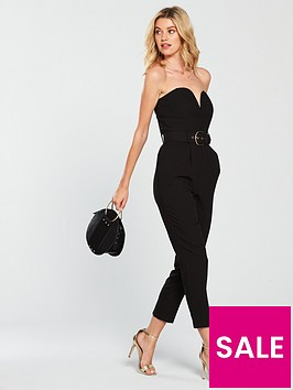 miss-selfridge-bandeau-belted-jumpsuit-blacknbsp