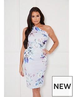 jessica-wright-avva-one-shoulder-midi-dress-printed