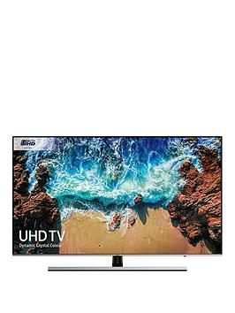Samsung Ue65Nu8000 65 Inch, Dynamic Crystal Colour, Ultra Hd 4K Certified, Hdr 1000, Smart Tv
