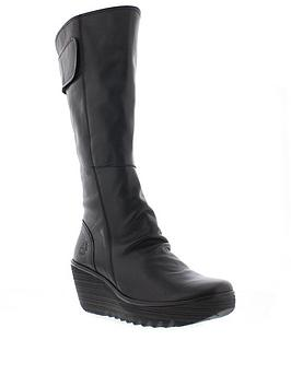 Fly London Fly Yulo Knee Boot