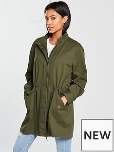 vila-festivalnbspparka-jacket-ivy-green
