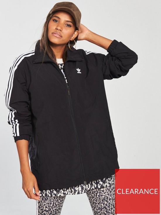4b209c824a57 adidas Originals Stadium Jacket - Black