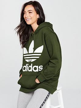 adidas-originals-boyfriend-trefoil-hoodienbsp--khakinbsp